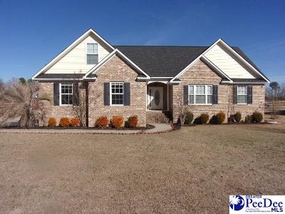 Hartsville Single Family Home For Sale: 135 Merrifield Dr
