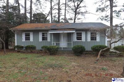 Dillon County Single Family Home For Sale: 303 Gator Lake Ct