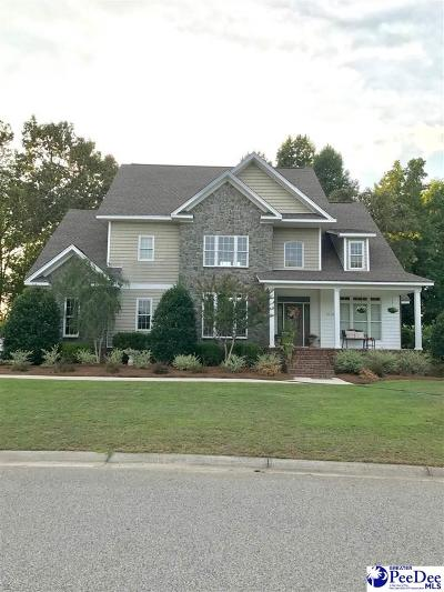 Effingham Single Family Home For Sale: 3113 Woodside