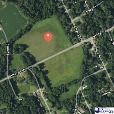 Dillon County Residential Lots & Land For Sale: Henry Street