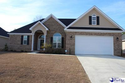 Florence SC Single Family Home For Sale: $205,400