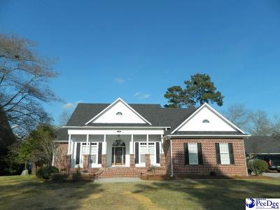 Florence Single Family Home For Sale: 918 S Swan Circle