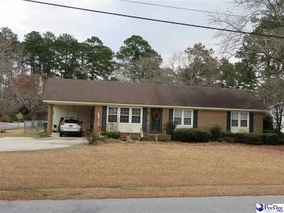 Florence Single Family Home Uc/Show For Back Up: 1750 Woods Drive
