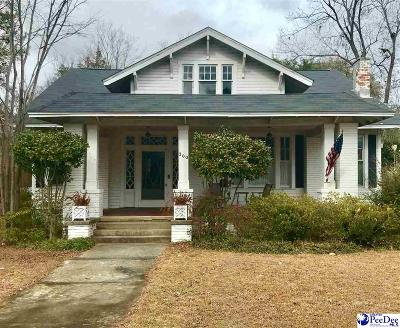Darlington Single Family Home For Sale: 200 Orange
