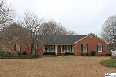 Florence Single Family Home For Sale: 817 Smith Dr.