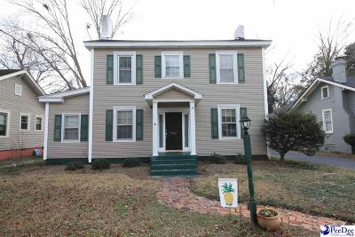Florence Single Family Home For Sale: 404 W Pine Street