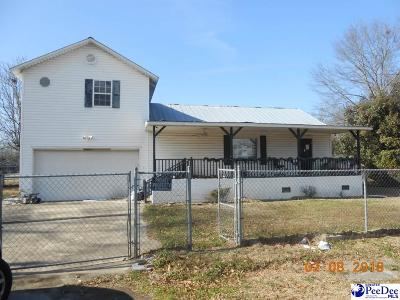 Dillon Single Family Home For Sale: 310 S 3rd Ave