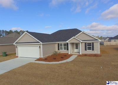 Florence SC Single Family Home For Sale: $170,500