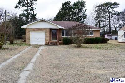 Hartsville Single Family Home For Sale: 1408 S Fourth Street