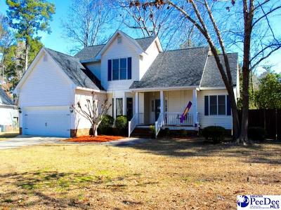Florence Single Family Home For Sale: 4023 Roxboro Court