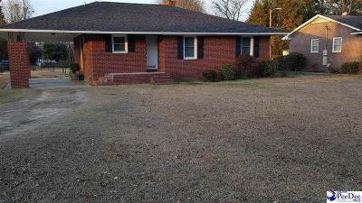 Florence Single Family Home For Sale: 1221 Second Loop Rd