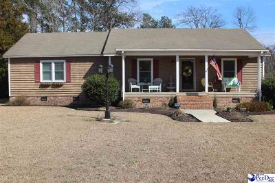 Marion Single Family Home For Sale: 3452 Rouse Road