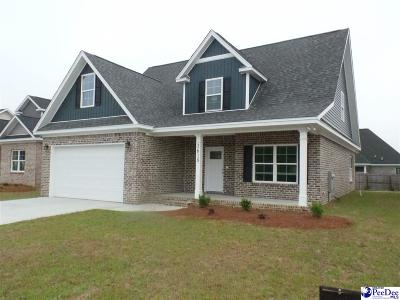 Florence SC Single Family Home Uc/Show For Back Up: $210,000