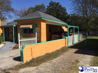 Hartsville Multi Family Home Uc/Show For Back Up: 709-711 Butler Street