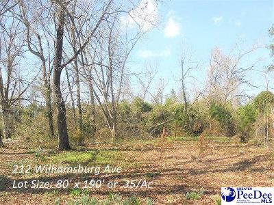 Lake City Residential Lots & Land For Sale: 212 Williamsburg Ave