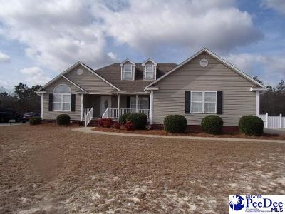 Hartsville Single Family Home For Sale: 1535 Manchester Dr