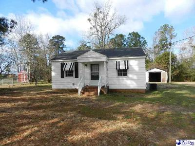 Florence SC Single Family Home New: $25,000