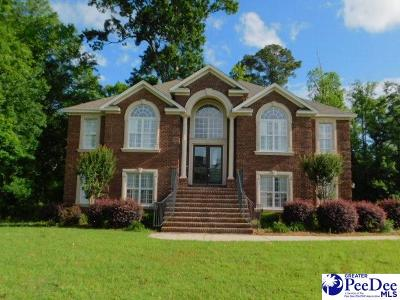 Florence Single Family Home For Sale: 815 Oldfield Circle