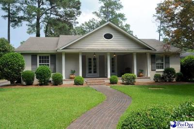 Florence SC Single Family Home New: $389,000