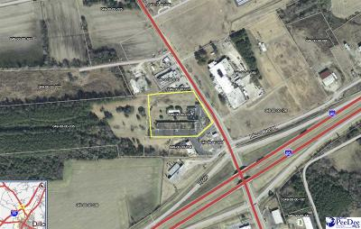 Dillon County Commercial For Sale: 1203 Radford Blvd