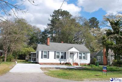 Florence SC Single Family Home New: $165,555