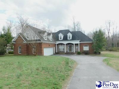 Florence SC Single Family Home New: $219,900