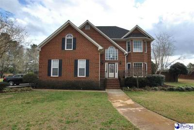 Florence SC Single Family Home New: $314,900