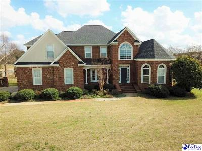 Florence SC Single Family Home New: $346,000