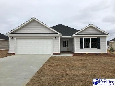 Florence SC Single Family Home For Sale: $172,199