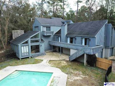 Florence Single Family Home For Sale: 4332 Byrnes Blvd