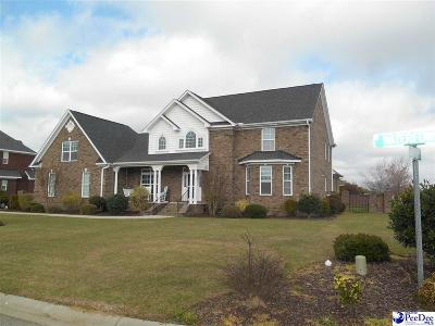 Florence Single Family Home For Sale: 3023 Waterfowl Way