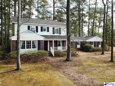 Florence SC Single Family Home For Sale: $214,900