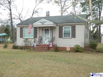 Florence Single Family Home For Sale: 143 N Mustang Road