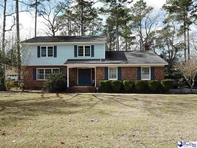 Florence Single Family Home For Sale: 967 Cardinal Circle