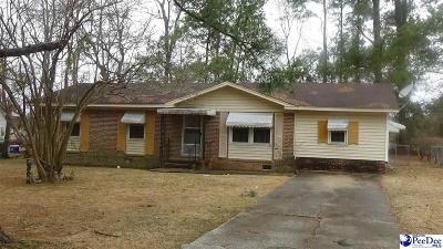Mullins Single Family Home Active-Price Change: 510 Westridge Dr.