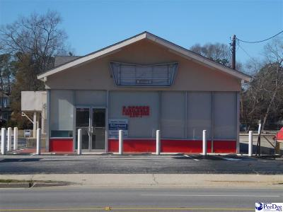 Florence, Flrorence, Pamplico Commercial For Sale: 515 Irby Street