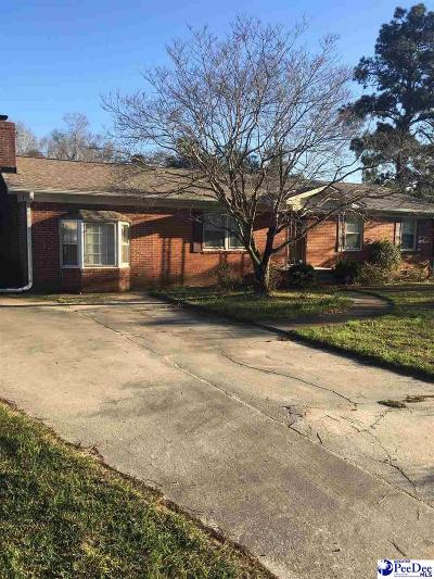 Florence Single Family Home Uc/Show For Back Up: 1626 Sharon Road