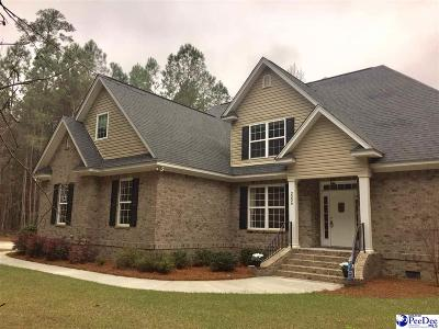 Darlington Single Family Home For Sale: 2256 Hill Creek Road