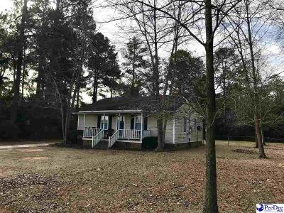 Florence Single Family Home For Sale: 3828 Hoffmeyer Road
