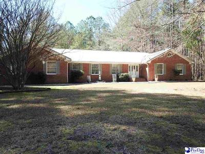 Darlington Single Family Home Uc/Show For Back Up: 208 Country Club Road