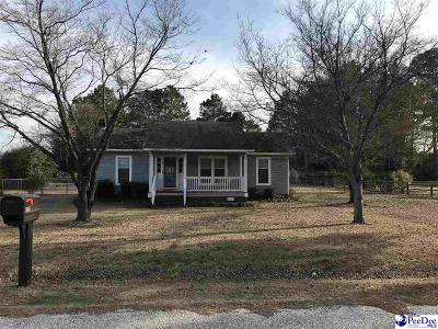 Darlington Single Family Home Uc/Show For Back Up: 1145 Whites Circle