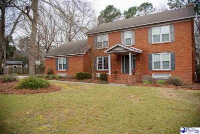 Florence Single Family Home Uc/Show For Back Up: 537 Parliament Circle