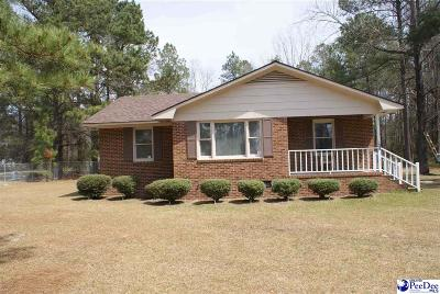 Latta Single Family Home For Sale: 1442 Woodhaven Road