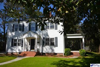 Single Family Home For Sale: 1409 King Avenue