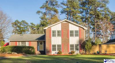 Florence Single Family Home Uc/Show For Back Up: 964 Cardinal Circle