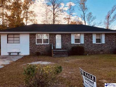 Kingstree Single Family Home For Sale: 128 Quail Street