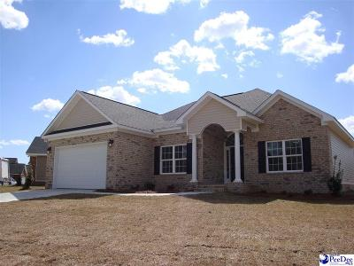 Florence Single Family Home For Sale: 2105 Waverly Woods
