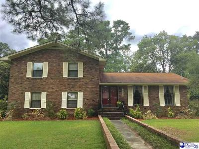 Florence Single Family Home For Sale: 2015 W Sandhurst Drive