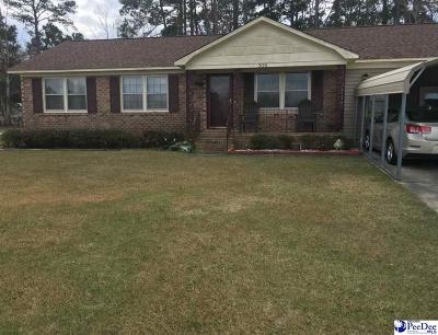 Florence Single Family Home For Sale: 308 E Carolyn