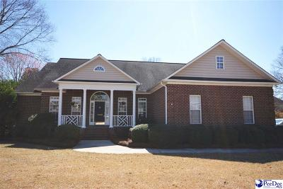 Single Family Home For Sale: 2830 Hermitage Lane